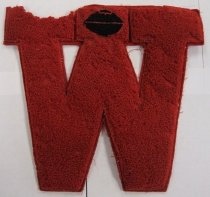 Image of Wallace Football Patch - n.d.