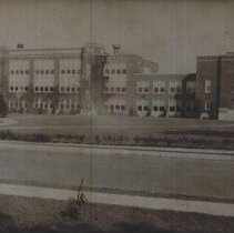 Image of White Bear High School, Constr