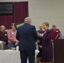 Image of P2016.001.057 - Mark Sather's Retirement Party
