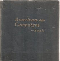 Image of American Campaigns - Steele, Matthew Forney