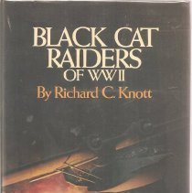 Image of Black Cat Raiders of WWII - Knott, Richard C.