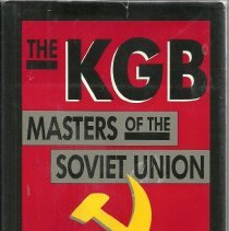 Image of KGB : masters of the Soviet Union - Deriabin, Peter and Bagley, T. H. (Tennent H.)