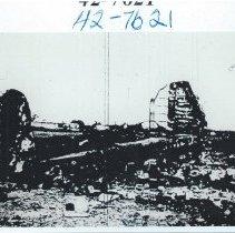 "Image of Crash site of B24J ""Joyride"", 5/01/1944 - Photograph"