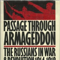 Image of  Passage through Armageddon : the Russians in war and revolution, 1914-1918  