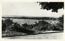 Image of Little Traverse Bay, Postcard to Mr Joseph Sagmaster, August 13 1951