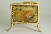 Image of Victorian card holder for when people came to visit.