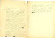 Image of Minutes for the July 7, 1920 meeting of the HS Chamber of Commerce
