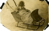 Image of Josephine E. Darling as a baby.