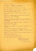 Image of Minutes for the July 23, 1920 meeting of Exec. Committee for Memorial Day