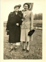 Image of Folder 45 - Edith and Ida Bearder, Sand Brook
