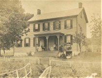 Image of Folder 19 - Bearders at Lotz house in Sand Brook
