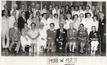 Image of Folder 7 Image 1 Class of 1933 50th Reunion 1983