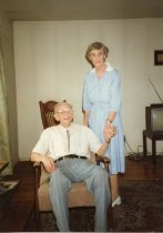 Image of Folder 234; Guy and Catharine Klett in Oreland, Pa., 06/30/1987