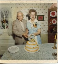 Image of Folder 248:  Catharine and Guy Klett, 50th Wedding Anniversary, n.d.
