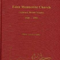 Image of Book - Eden Mennonite Church