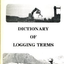 Image of Book - Dictionary of Logging Terms