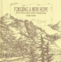 Image of Book - Forging a New Hope: Struggles and Dreams 1848-1948