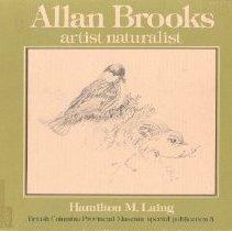 Image of Book - Allan Brooks: Artist, Naturalist