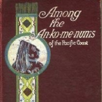 Image of Book - Among the An-Ko-Me-Nums of the Pacific Coast