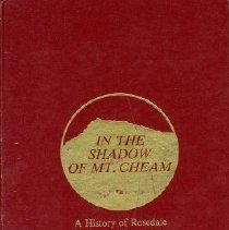 Image of Book - In the Shadow of Mount Cheam