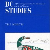 Image of Book - B.C. Studies - The North