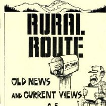 Image of Book - Rural Route