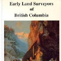 Image of Book - Early Land Surveyors of British Columbia