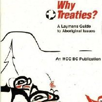 Image of Book - Why Treaties?  Layman's Guide to Aboriginal Issues