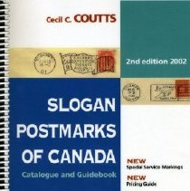 Image of Book - Slogan Postmarks of Canada