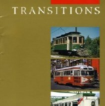 Image of Book - Transitions: One Hundred Years of Transit in British Columbia 1890-1990