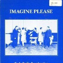 Image of Book - Imagine Please