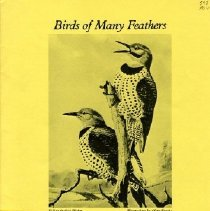 Image of Book - Birds of Many Feathers