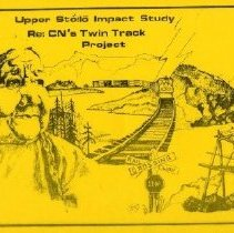 Image of Book - Upper Sto:lo Impact Study Re: CN's Twin Track Project