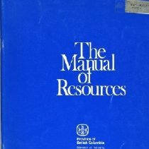 Image of Book - The Manual of Resources