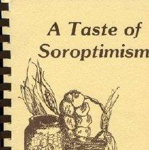 Image of Book - A Taste of Soroptimism
