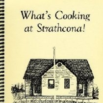 Image of Book - What's Cooking at Strathcona!