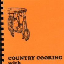 Image of Book - Country Cooking with Yarrow Seniors