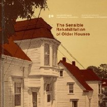 Image of Book - The Sensible Rehabilitation of Older Houses