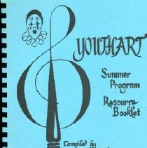 Image of Book - Youth Art: Summer Program Resource Booklet