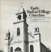 Image of Book - Early Indian Village Churches