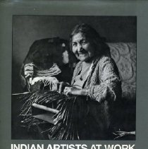 Image of Book - Indian Artists at Work