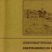 Image of Book - Impression of an Age