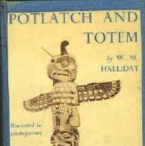 Image of Book - Potlatch and Totem