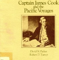 Image of Book - Captain James Cook and the Pacific Voyages