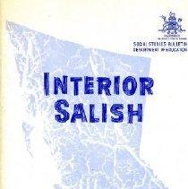 Image of Book - Interior Salish