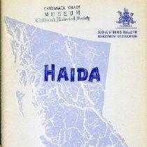Image of Book - Haida