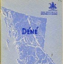 Image of Book - Déné