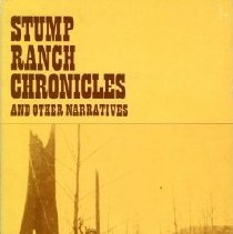 Image of Book - Stump Ranch Chronicles and Other Narratives