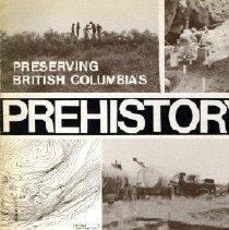 Image of Book - Preserving British Columbia's Prehistory