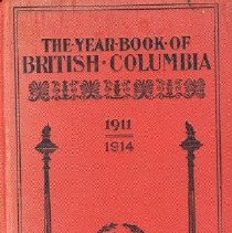 Image of Book - The Yearbook of British Columbia - 1911-1914